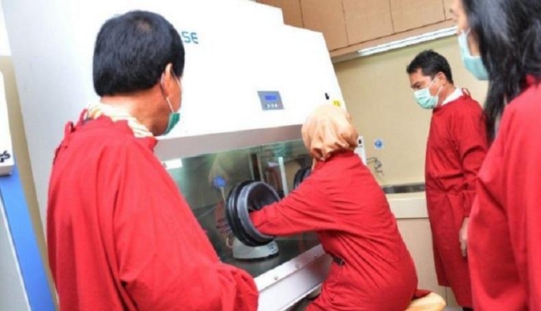 Laboratorium RS USU Periksa 541 Sampel Swab, Hasilnya 50 Orang Positif Covid-19