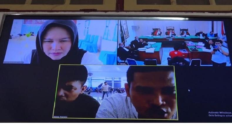 Sopir Zuraida Hanum Mengaku 5 Kali Diminta Terdakwa untuk Bunuh Hakim Jamaluddin