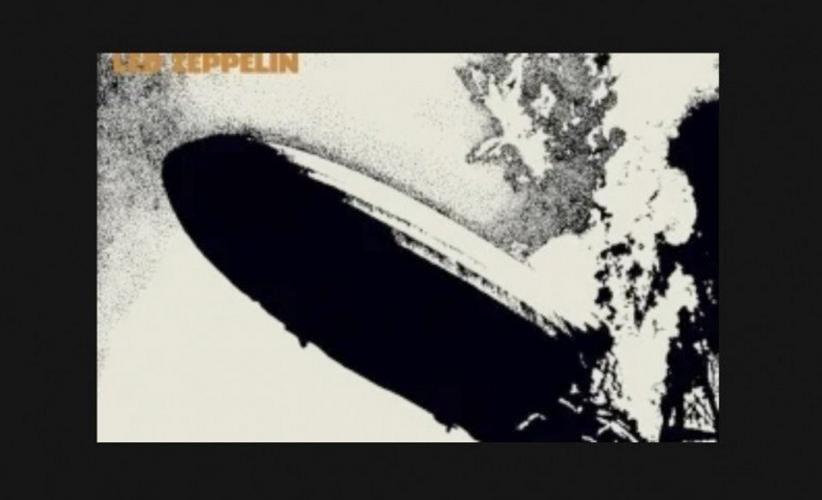 Karya Asli Sampul Album Perdana Led Zeppelin Akan Dilelang Juni