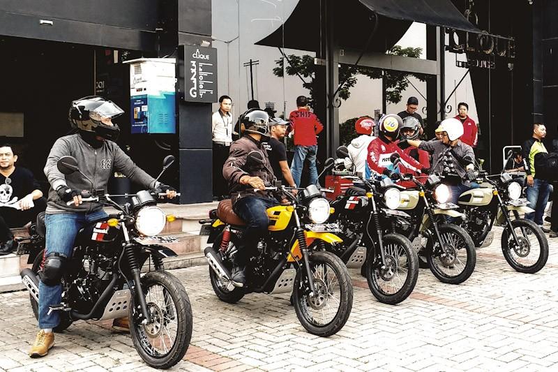 Virus Corona Dapat Menempel di Sepeda Motor 3 sampai 4 Hari