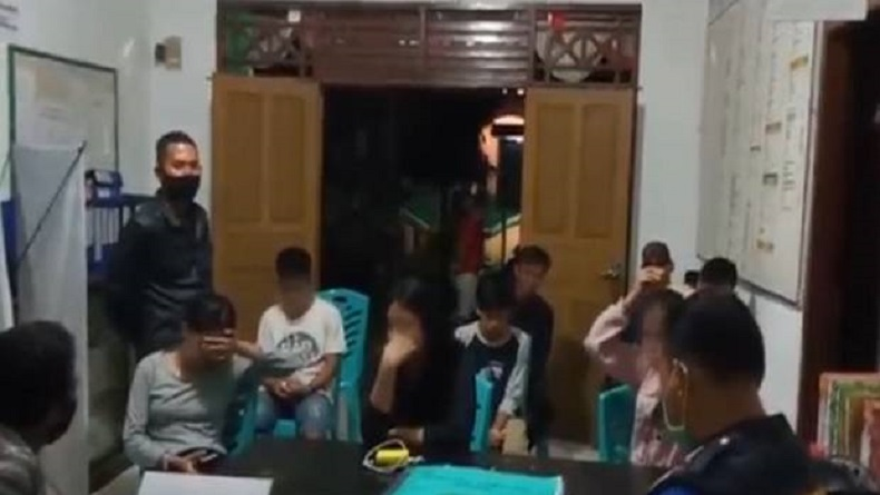 Diduga Akan Gelar Pesta Seks, 9 Remaja di Palopo Diamankan Polisi