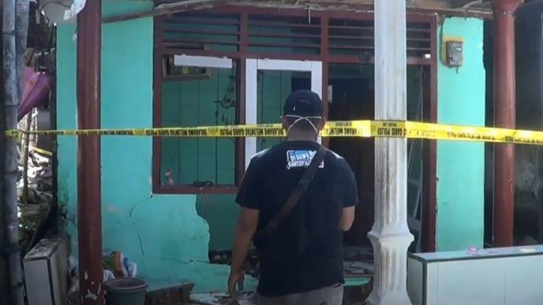 Ledakan Petasan di Pasuruan Rusak 5 Rumah Warga Lereng Gunung Bromo