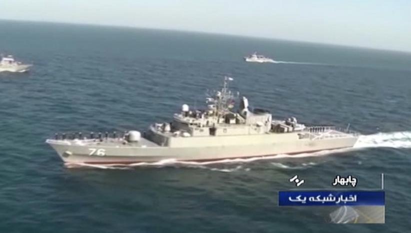 Kapal Perang Iran Tak Sengaja Tertembak Rudal, 19 Tentara Tewas