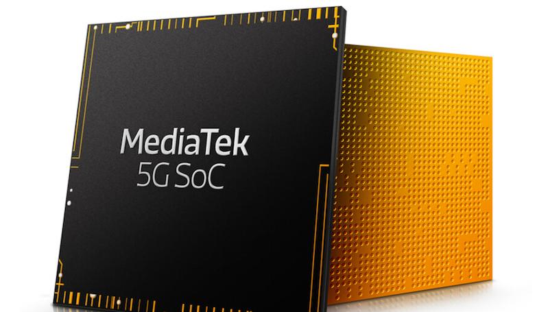 Penjualan Chipset MediaTek Bulan Lalu Menurun