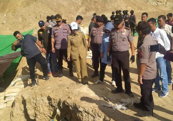 Bos Tambang Ilegal di Kotamobagu Ditangkap Polisi