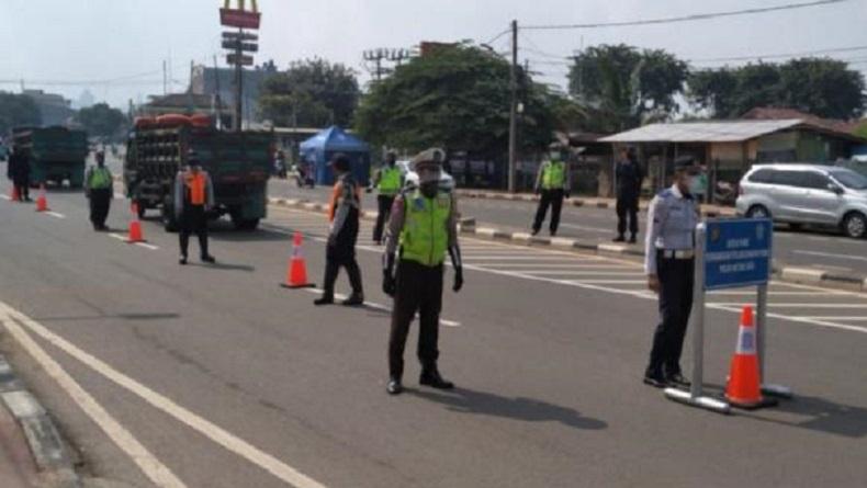 Polisi Akan Periksa Kendaraan Masuk Makassar Lebih Ketat