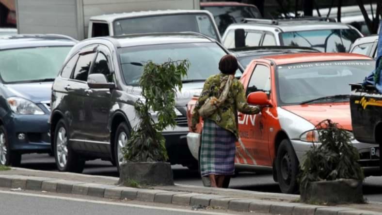 Duh, Sejak Covid-19 Gepeng dan Anak Jalanan di Palembang Semakin Banyak