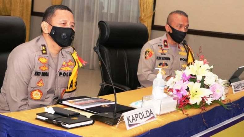 Hari Pertama Bertugas, Jenderal Wong Kito Terapkan 7 Program Prioritas