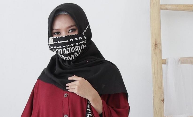 Lawan Pandemi Corona dengan Kreativitas, Desainer Iffah M Dewi Hadirkan Koleksi Ayem Ayom