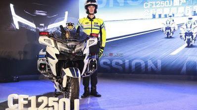 China Luncurkan Motor Gede Mirip Honda Goldwing