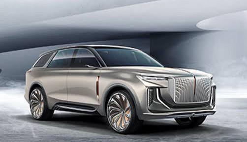 China Siapkan SUV Mewah Mirip Rolls-Royce Cullinan