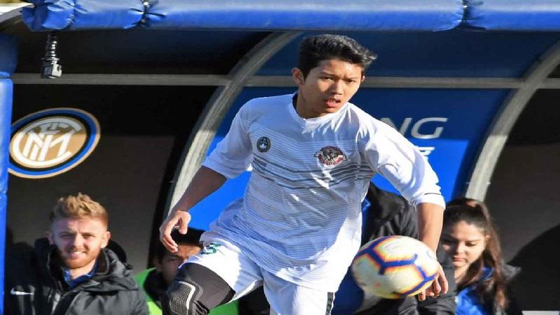 Pemain Persib U-18 Termotivasi Pecahkan Rekor Gol Gian Zola