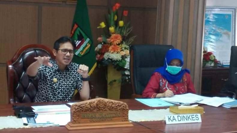 Gubernur Irwan: Masih Ada 3 Zona Hijau Corona di Wilayah Sumbar