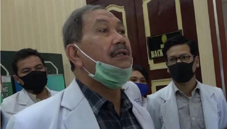 Keterangan Ahli Forensik soal Penyebab Kematian Hakim Jamaluddin di Persidangan
