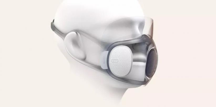 Unik, Masker Ini Mudahkan Anda Buka Kunci Ponsel dengan ...