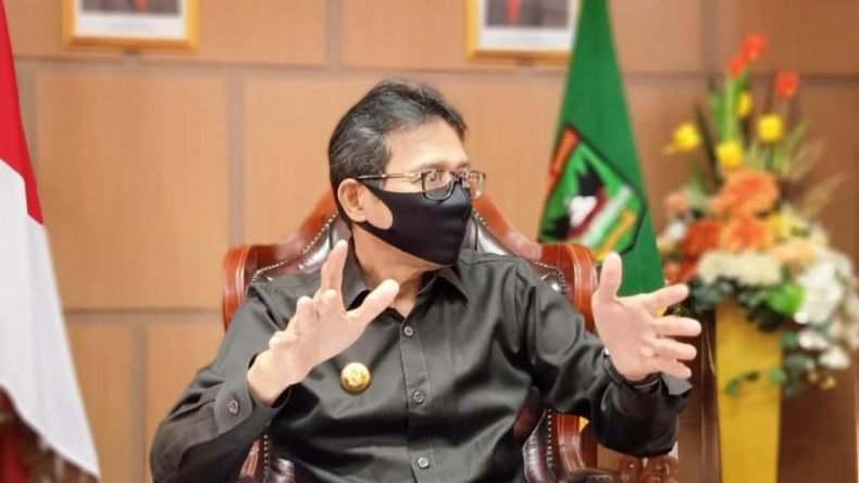 Gubernur Irwan: 3 Wilayah di Sumbar Ingin Perpanjang PSBB