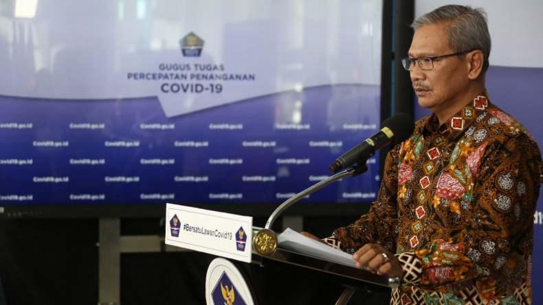 Update 2 Juni: Tambah 24 Kasus, Pasien Covid-19 di Sumsel Tembus 1.000 Orang