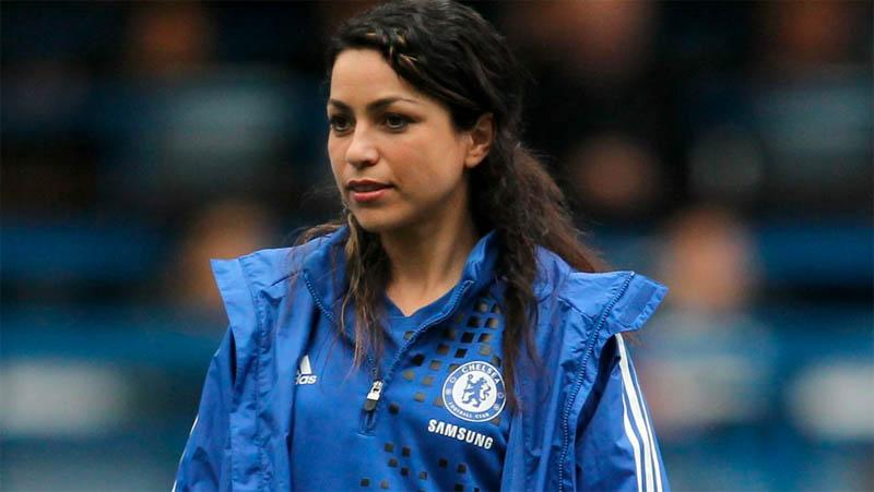 Eva Carneiro Dokter Cantik yang Berantem dengan Mourinho, Begini Kehidupannya Sekarang