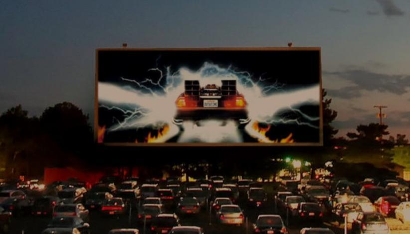 Bioskop Tutup, Drive-In Cinema Bakal Hadir di Jakarta Nonton Film di Dalam Mobil