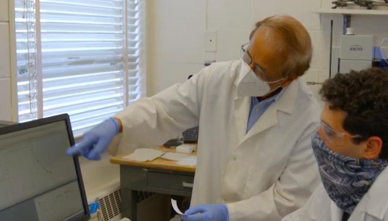 Peneliti Garap Masker yang Bisa Bunuh Virus Corona