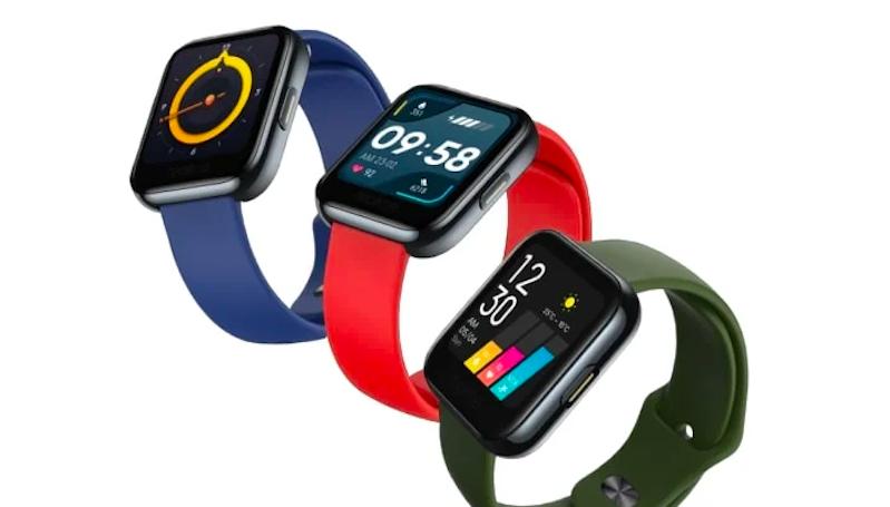 Realme Watch Akan Hadir dengan Layar Sentuh Warna 1,4 Inci