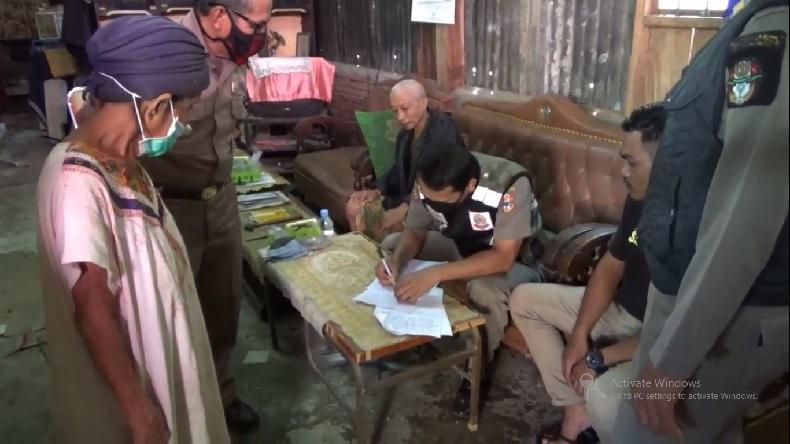 Satpol PP Tutup Rumah Kos di Wajo yang Jadi Tempat Mesum Anak di Bawah Umur