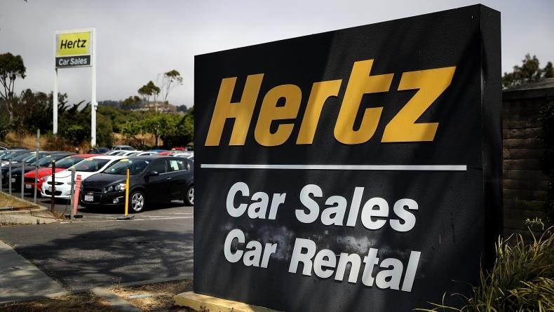 Covid-19 Tekan Bisnis Rental Mobil, Hertz Ajukan Bangkrut