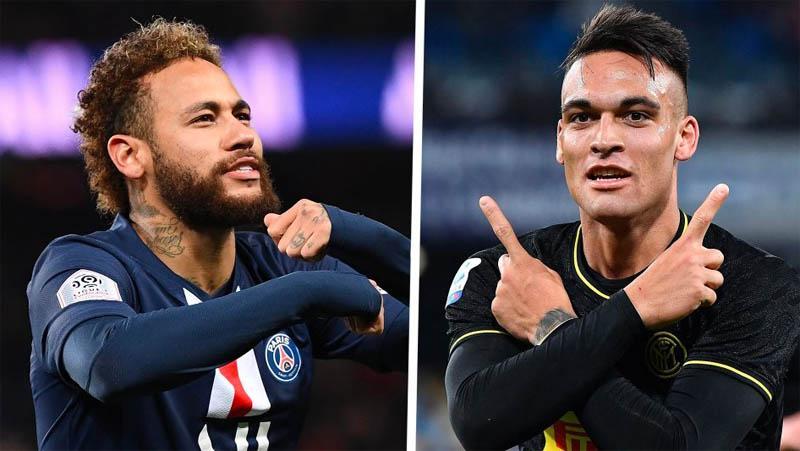 Bos Barcelona Quique Setien Lempar Kode untuk Neymar Jr dan Lautaro Martinez