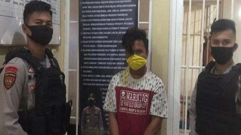 Cabuli 2 Bocah Perempuan, Pemuda asal Musi Rawas Lebaran di Penjara