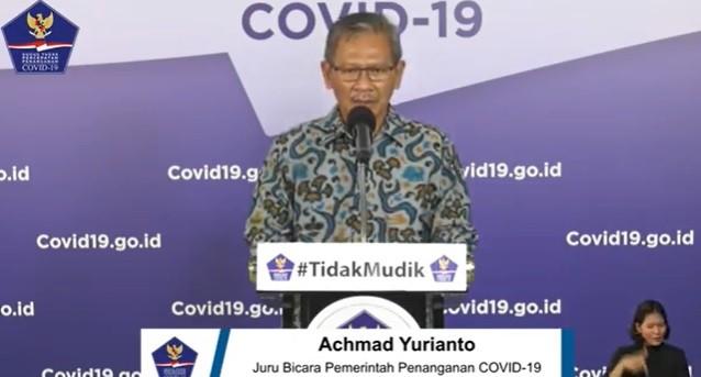 Update Covid-19 Maluku 25 Mei: Pasien Sembuh Bertambah 5, Positif 1 Orang