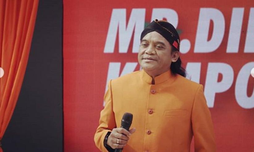 Sebelum Meninggal, Didi Kempot Ingin Berikan Lagu Sungkem kepada Megawati Soekarnoputri