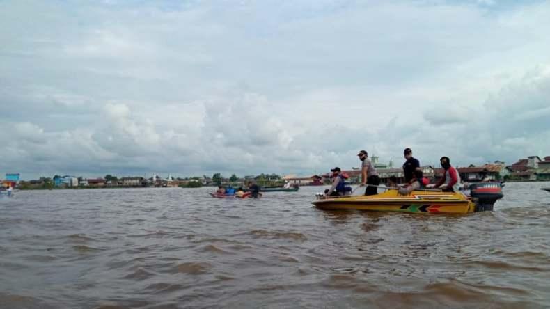 Warga Tenggelam di Sungai Kapuas Belum Ditemukan, Area Pencarian Diperluas