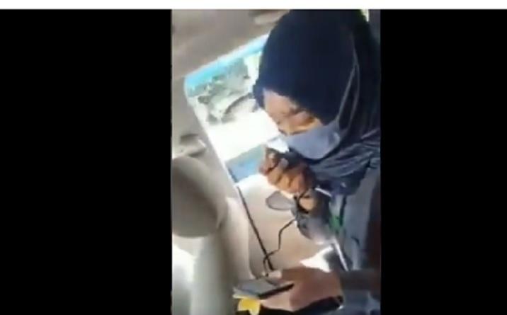 Video Viral Petugas Medis Keliling Kampung Imbau Warga Jangan Hamil saat Corona