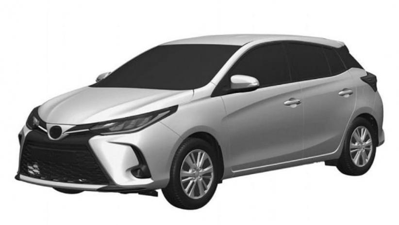 Toyota Diam-Diam Siapkan Yaris Hatchback Terbaru