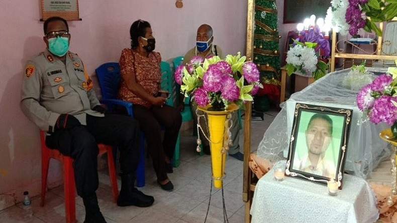 Tak Usut Kasus Penambangan Ilegal, Kasat Reskrim Polresta Papua Dicopot