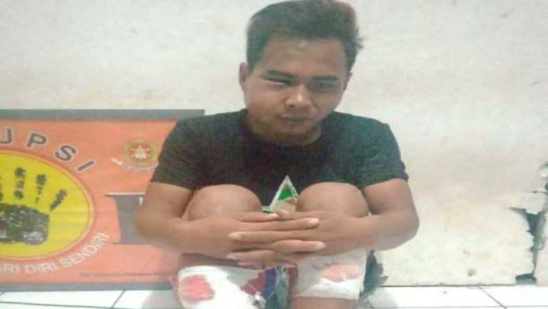 Simsalabim, Sihir Ambruk Ditembak karena Melawan Polisi