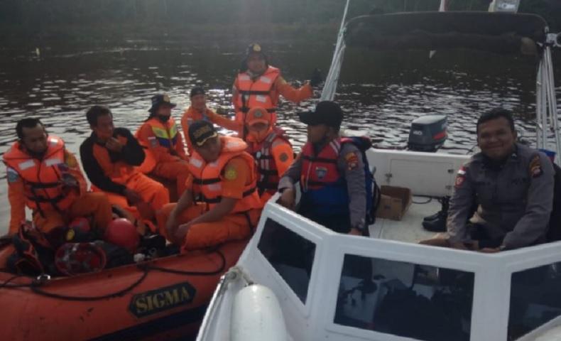 Kapal Penumpang Mati Mesin di Perairan Pulau Muri Sambas, Tim SAR Lakukan Pencarian