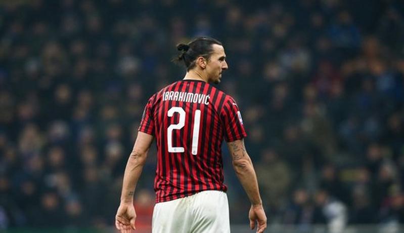 Zlatan Ibrahimovic Tak Segan 'Bunuh' Pemain AC Milan yang Buat Kesalahan