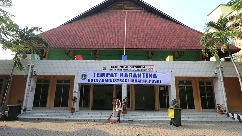 Gugus Tugas Pusat Minta Makassar Sediakan RS Darurat untuk Kompleks Karantina