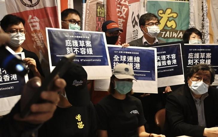 China Terapkan UU Keamanan, Taiwan Siap Tampung Warga Hong Kong