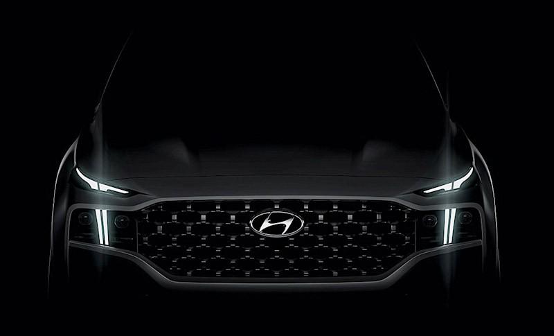 Hyundai Santa Fe Dapat Suntikan Mesin Listrik
