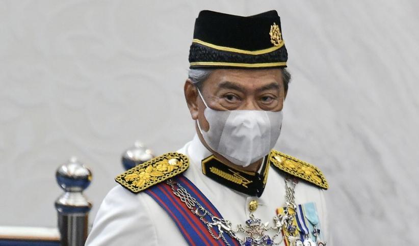 PM Malaysia Muhyiddin Ucapkan Selamat Tinggal ke Mahathir Mohamad