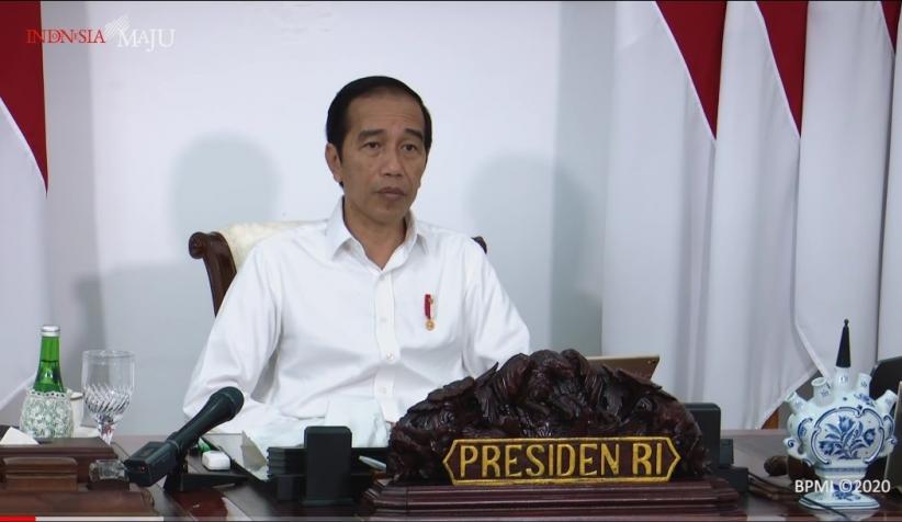 Pemulihan Ekonomi, Jokowi Ingatkan Penurunan Stunting Agenda Penting
