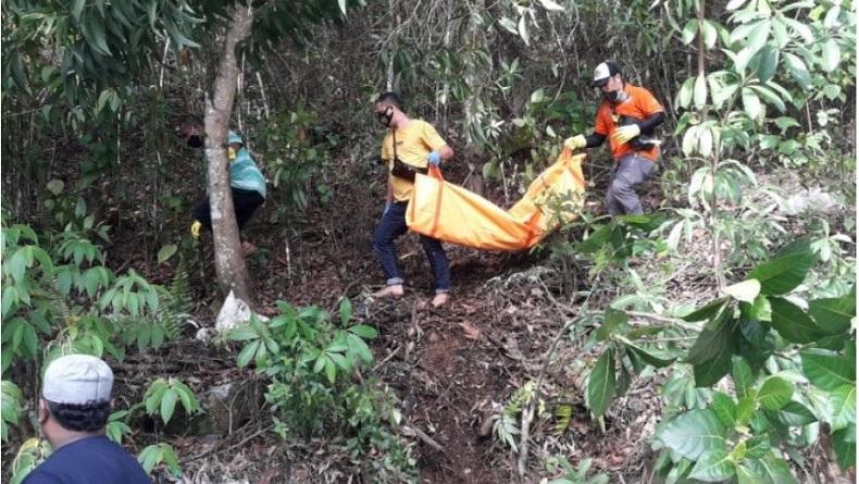 Kerangka Manusia Ditemukan di Kota Ambon, Diperkirakan Tewas 1 hingga 2 Tahun Lalu