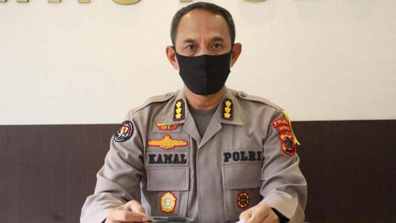 Polda Papua: Kabar Tahanan Positif Covid-19 Hoaks
