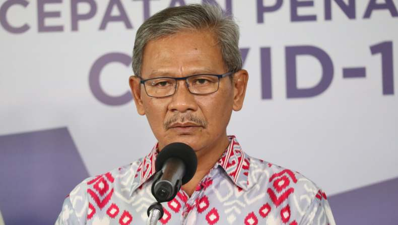 Update Covid-19 8 Juli, 7 Provinsi Nihil Penambahan Kasus
