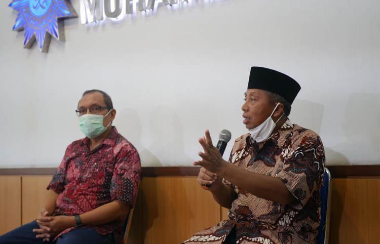 PP Muhammadiyah Siapkan Panduan untuk Pembukaan Masjid Saat New Normal