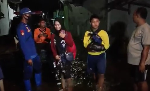 Ini Daerah Terdampak Banjir Rob di Pekalongan