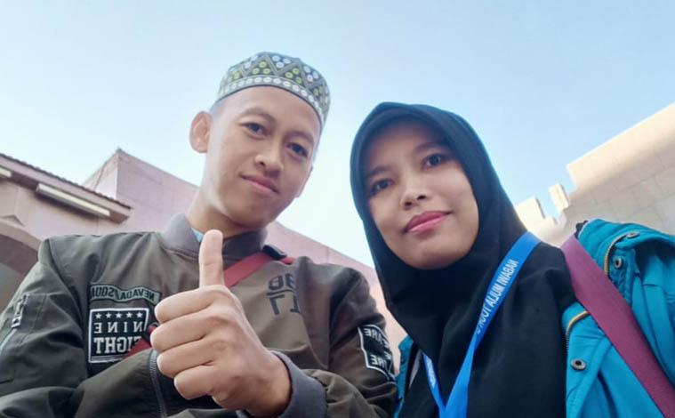 Pasutri asal Kulonprogo Ini Dua Kali Tertunda Berangkat Haji