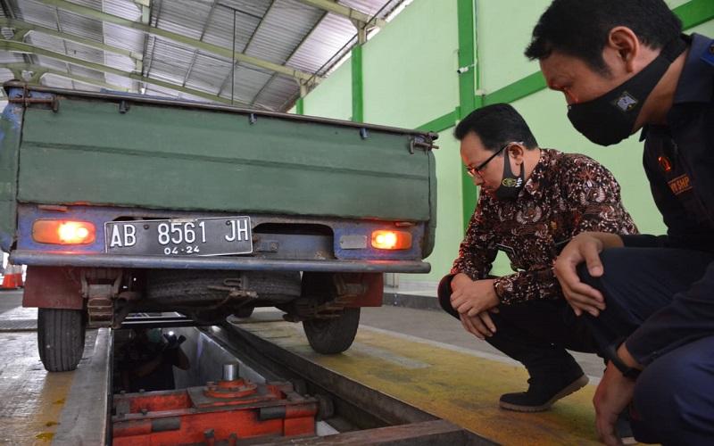 2 Bulan Tutup, Uji Kendaraan Bermotor di Yogyakarta Dibuka Kembali